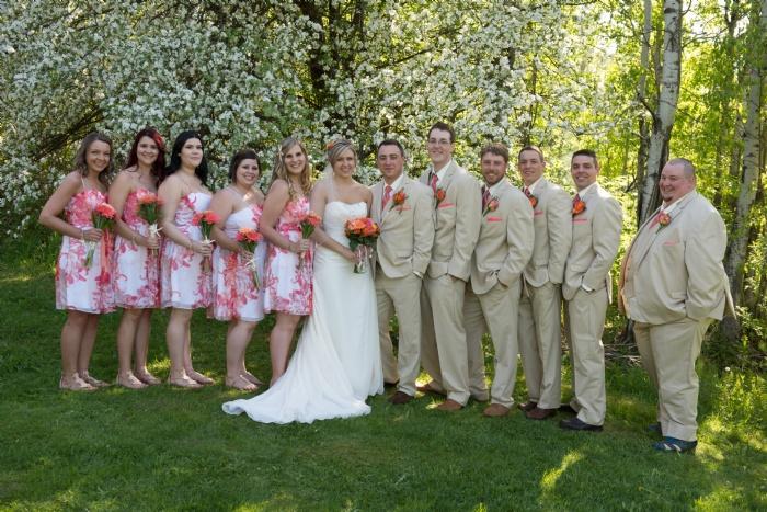 Amanda and Alex's Wedding day